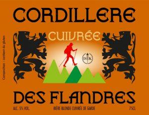 Cordillère des Flandres Cuivrée