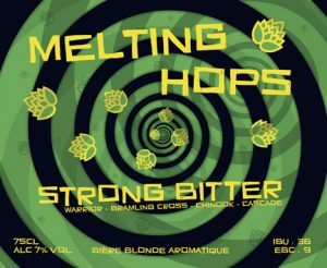 Melting Hops Strong Bitter