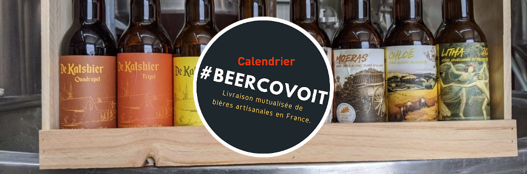 Calendrier BeerCovoit